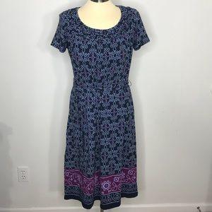 Croft & Barrow Print Dress
